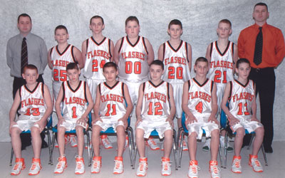 2007 IESA 7-1A  Boys Basketball Champions