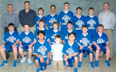 2008 IESA 7-1A  Boys Basketball Champions