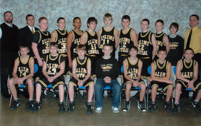 2008 IESA 7-2A  Boys Basketball Champions