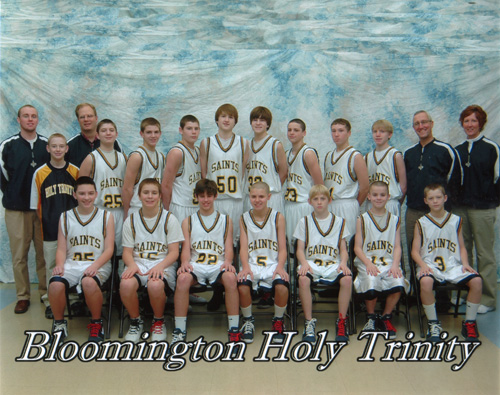 2009 IESA 8-2A  Boys Basketball Champions
