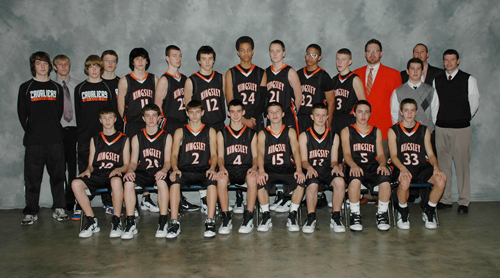 2011 IESA 8-4A  Boys Basketball Champions