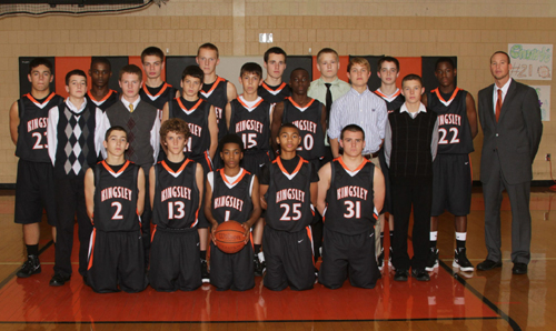 2012 IESA 8-4A  Boys Basketball Champions