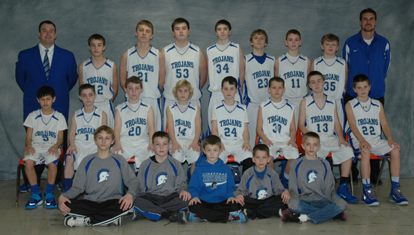 2014 IESA 7-3A  Boys Basketball Champions