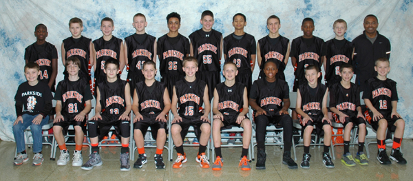 2014 IESA 7-4A  Boys Basketball Champions