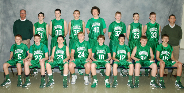 2014 IESA 8-1A  Boys Basketball Champions