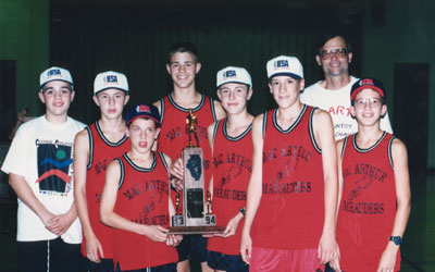 1994 IESA  Boys Cross-Country Champions
