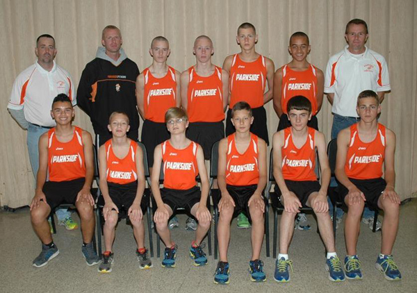 2013 IESA 3A  Boys Cross-Country Champions