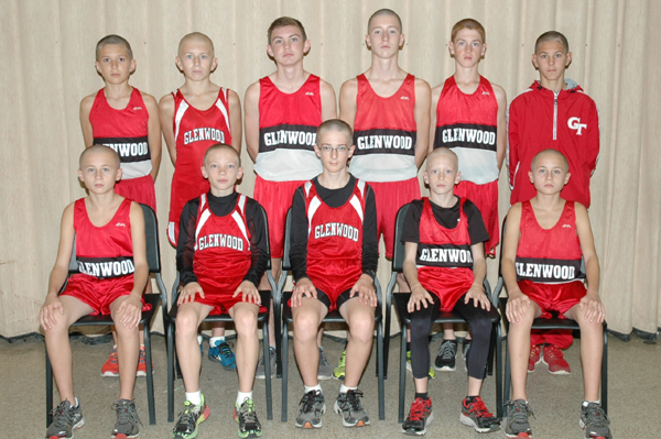 2014 IESA 3A  Boys Cross-Country Champions