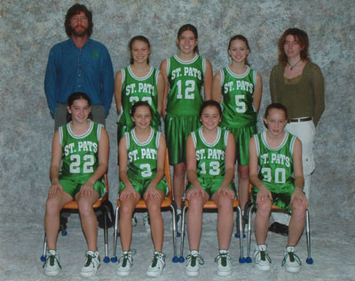 2006 IESA 8-1A  Girls Basketball Champions