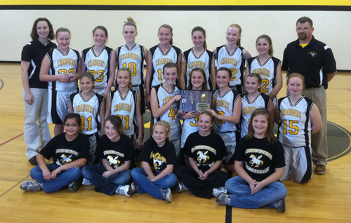 2011 IESA 7-1A  Girls Basketball Champions
