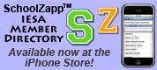 SchoolZapp iPhone Application